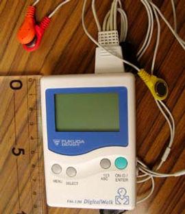 神谷小児科医院のデジタルホルター記録器