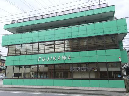 株式会社藤川商店の外観