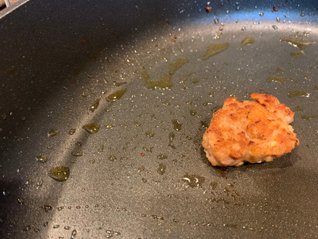 Toddler Trickery: Homemade Turkey Nuggets