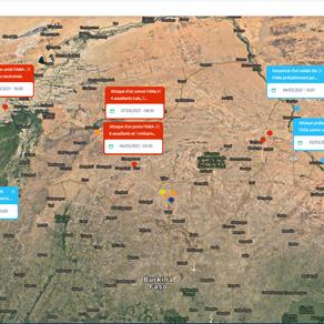 [CAS D'USAGE VEILLE] : Veille OSINT Sahel semaine 9
