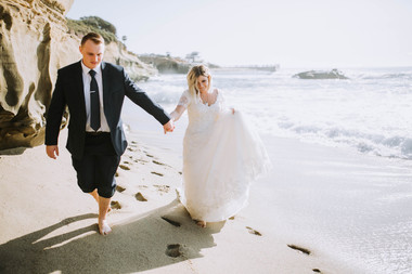 San Diego California Wedding // San Diego, CA // Brynn & Dan