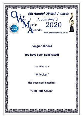 Joe Yeatman - Unbroken - Flute.jpg