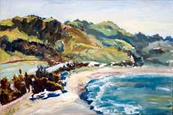 Stinson Beach in Marin County, CA
