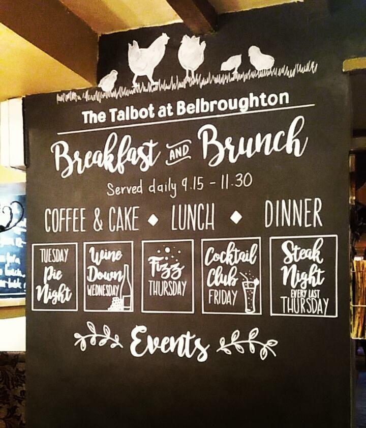 The Talbot, Belbroughton