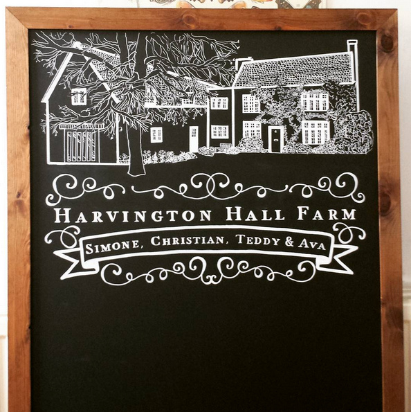 Harvington Hall Farm- Home Portrait