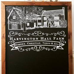 Harvington Hall Farm- Home Portrait