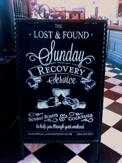 The Lost and Found, Birmingham