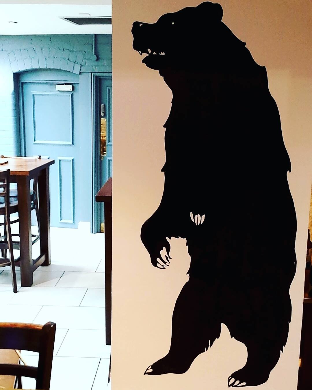 The Bear Grill, Stafford