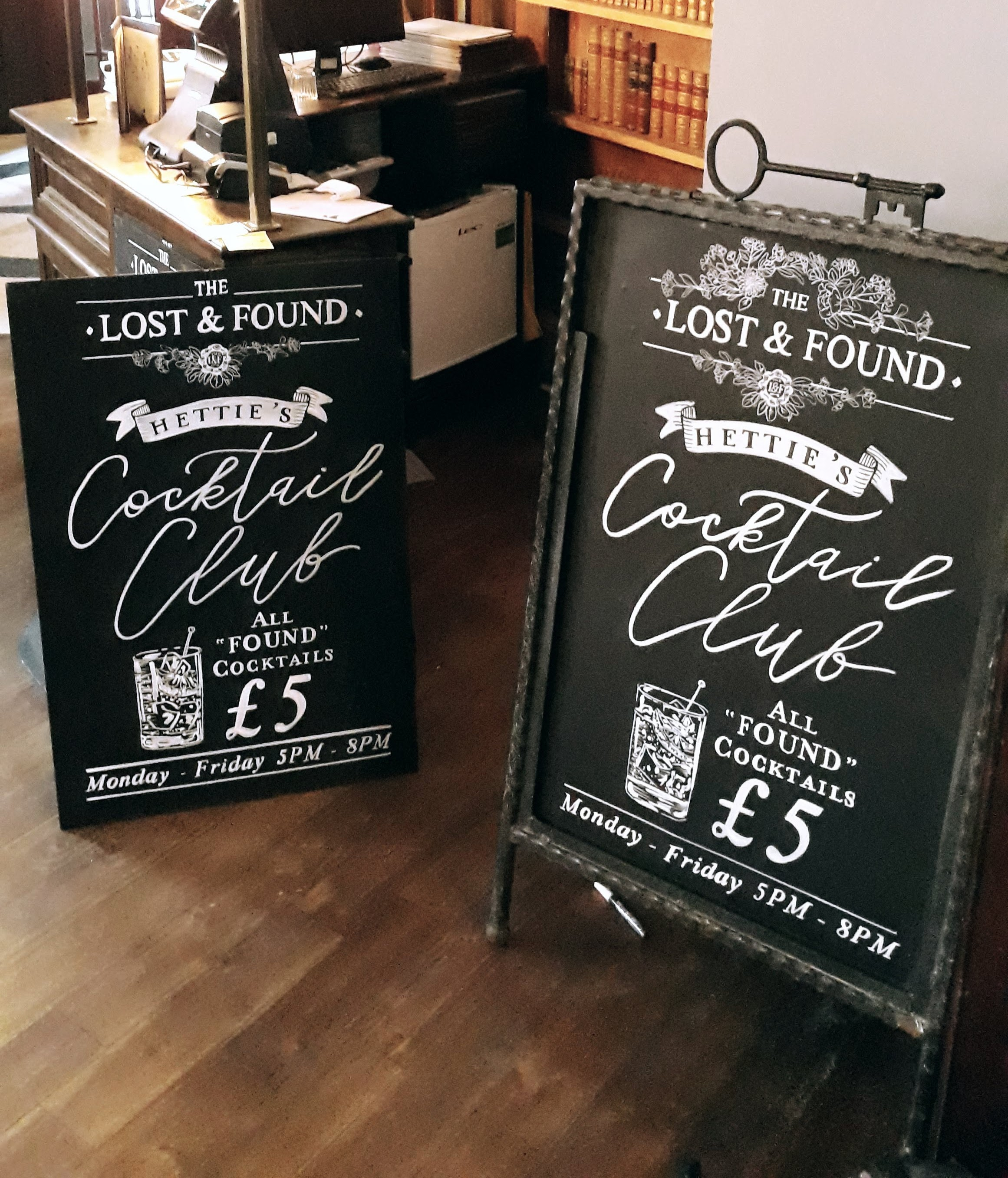 The Lost & Found, Birmingham