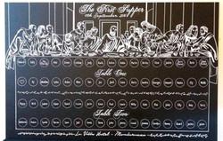 Kelvin & Adele Table Plan