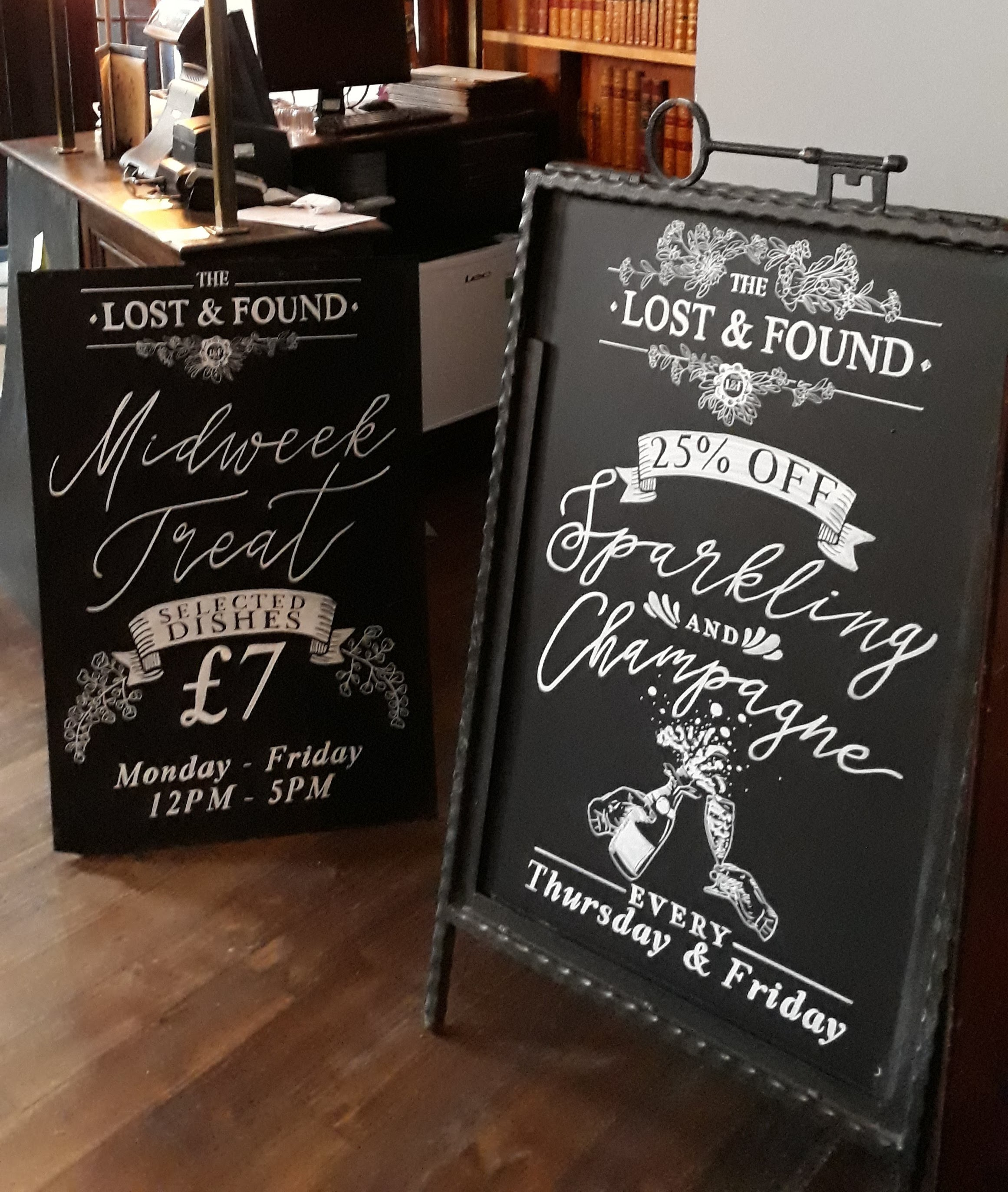 The Lost & Found, Birmingham