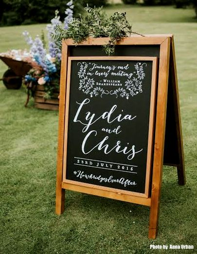 Lydia & Chris Wedding