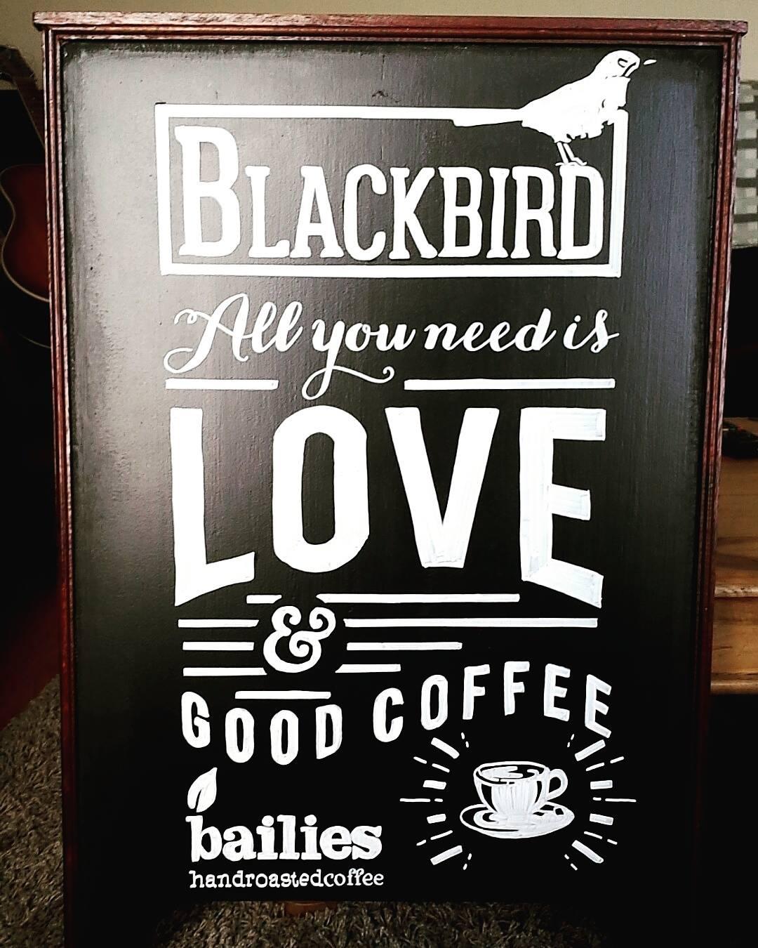 Blackbird, Derry