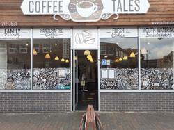 Coffee Tales, Jewellery Quarter