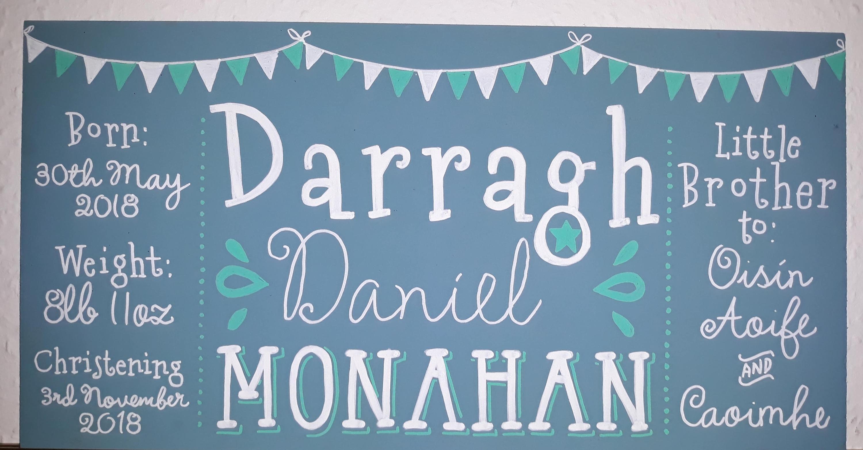 Baby Darragh
