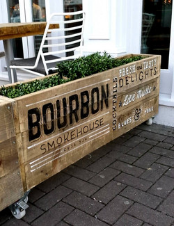 Bourbon Smokehouse, Leamington