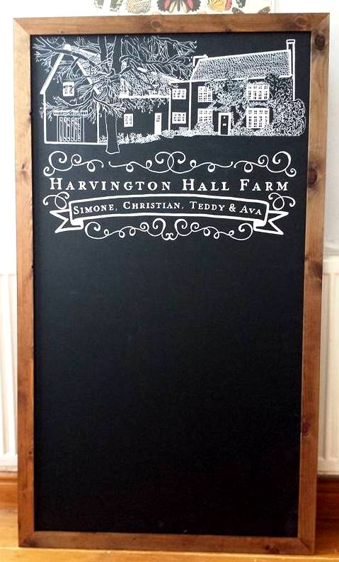 Harvington Hall Farm, Home Portrait