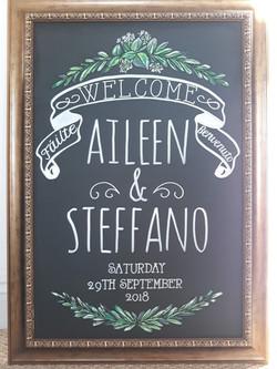 Aileen & Steffano