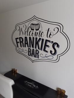 Frankie's Bar, Birmingham