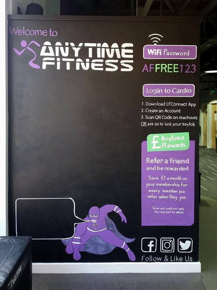 Anytime Fitness Tamworth