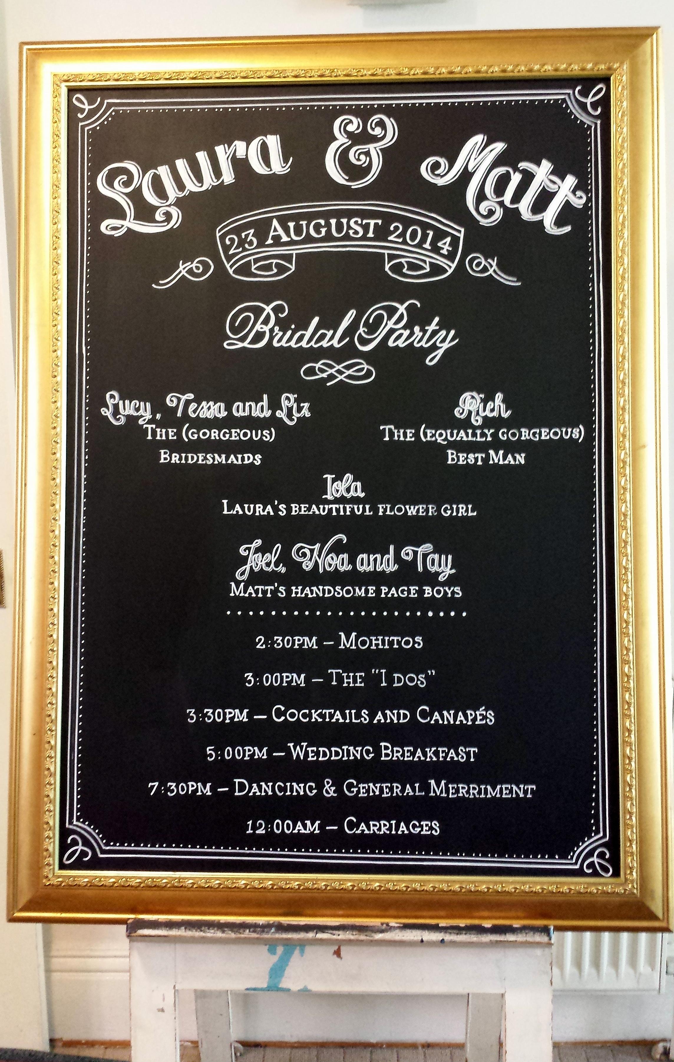 Oxley Wedding