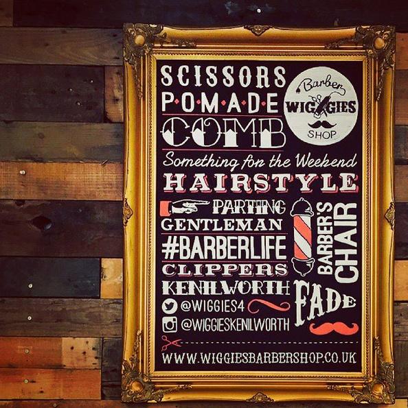 Wiggies Barbershop, Kenilworth