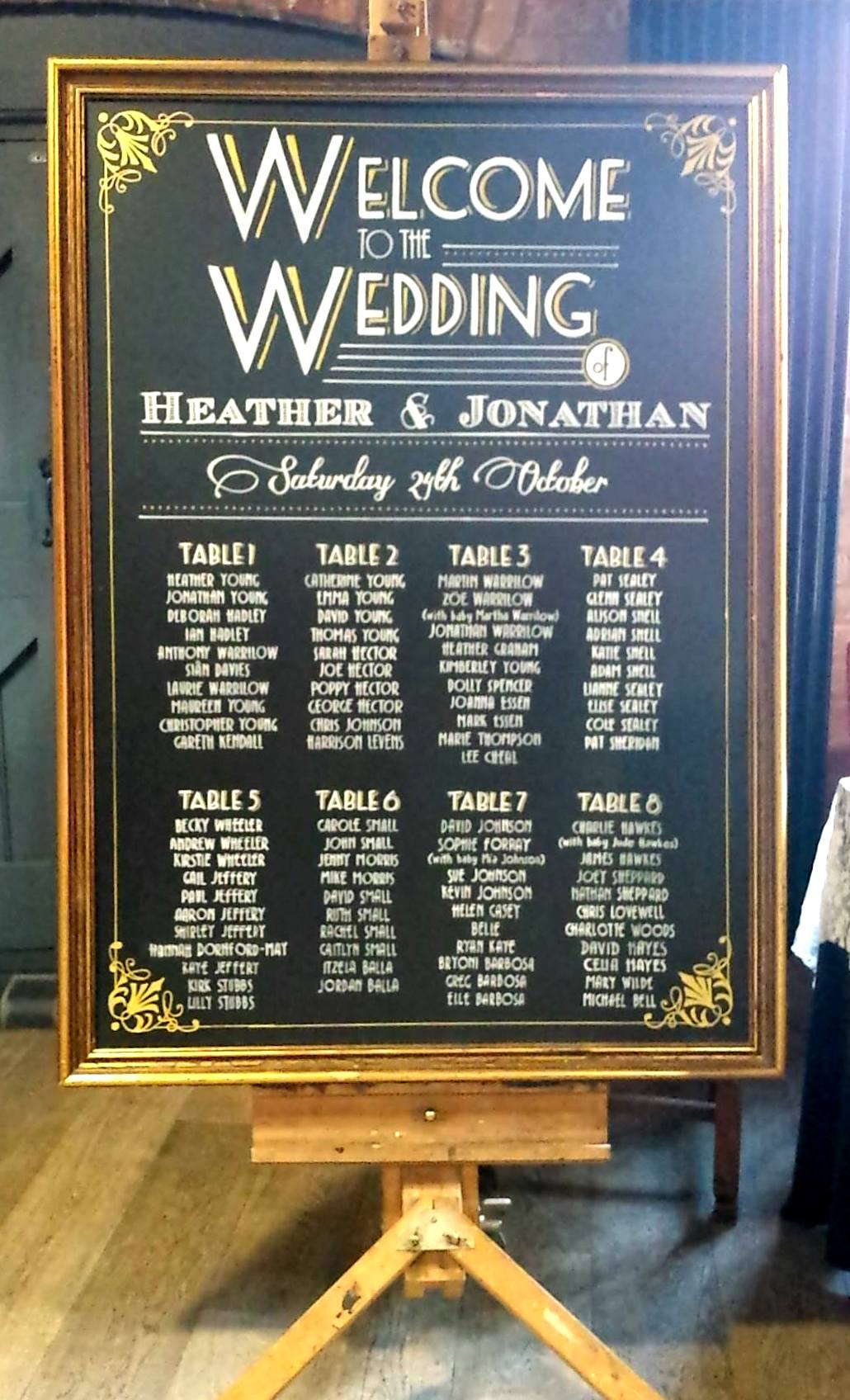 Heather & Jonathan