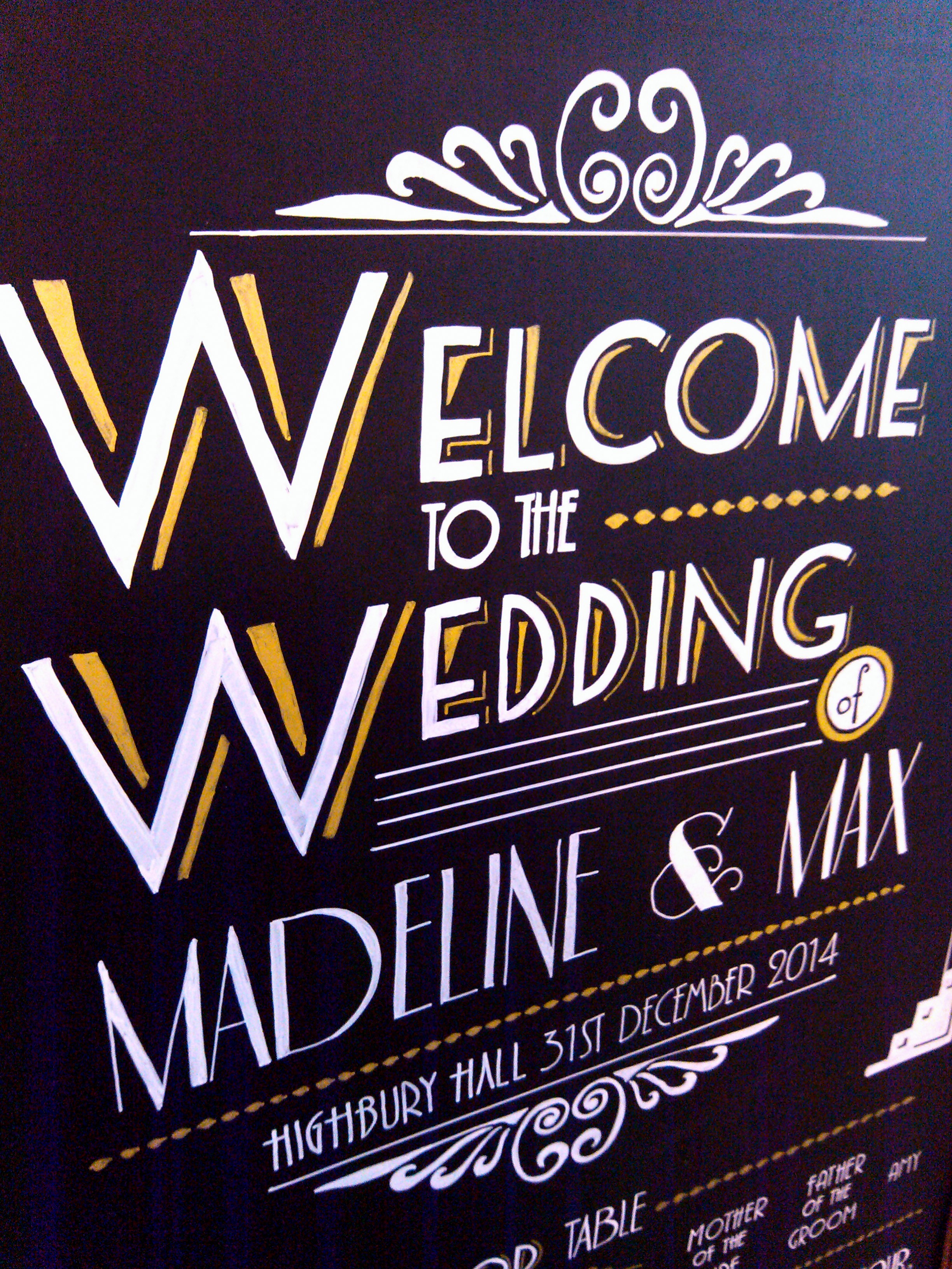 Madeleine & Max Wedding