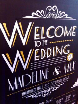 Madeleine & Max Wedding