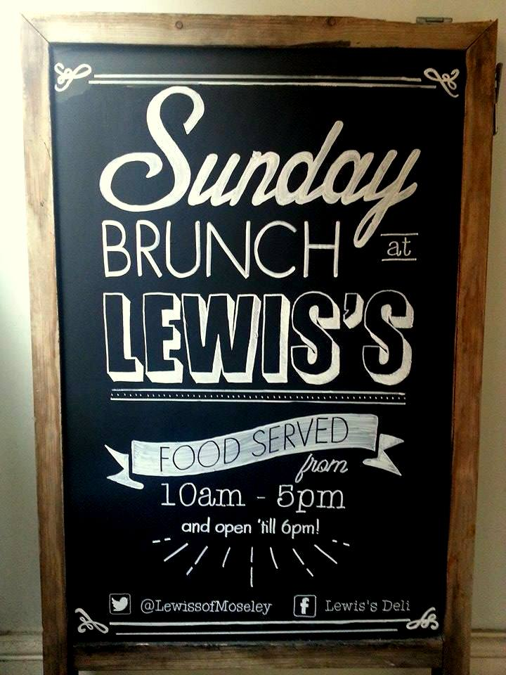 Lewis's, Moseley