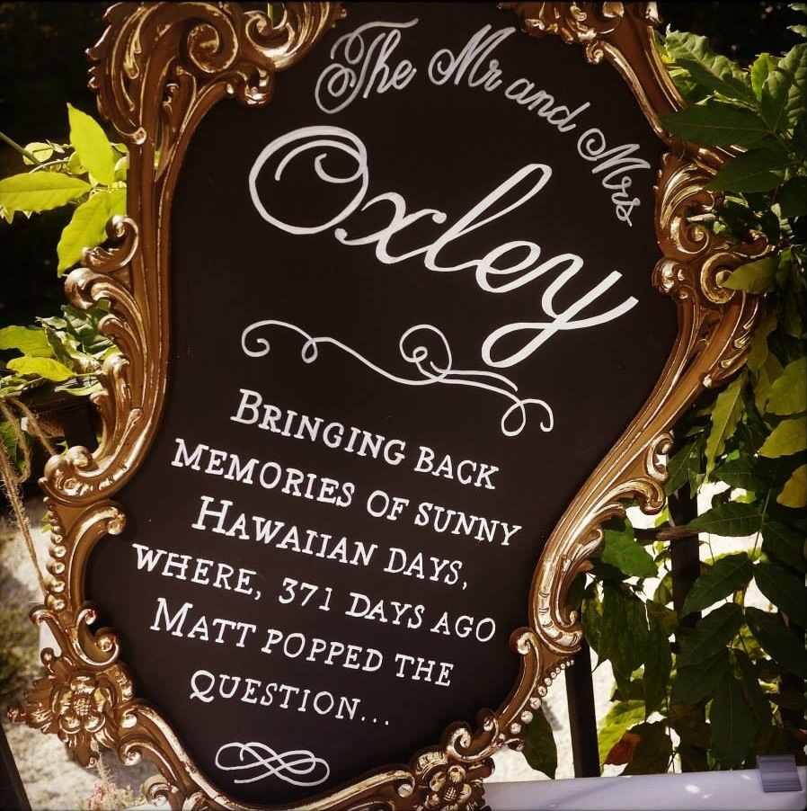 Oxley Wedding