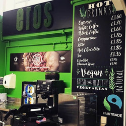 Eros Cafe, Aston University