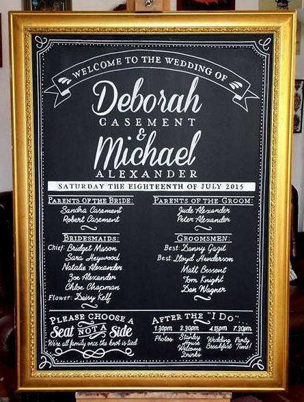 Deborah & Michael Wedding