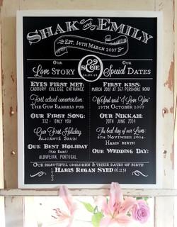 Shak & Emily's Love Story