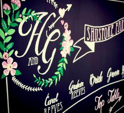 Hayley & Gary Wedding Detail