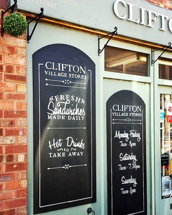 Clifton Village Stores, Clifton