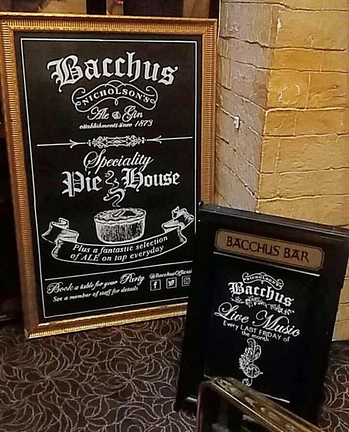 Bacchus, Birmingham
