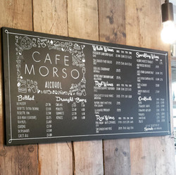Cafe Morso, Barnt Green