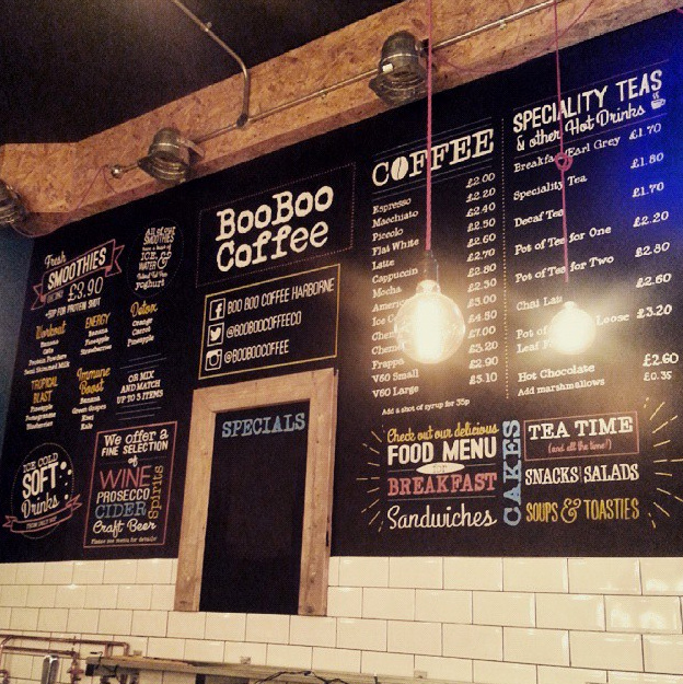 BooBoo Coffee Harborne