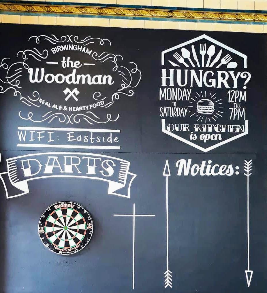 The Woodman, Birmingham