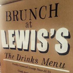 Lewis's, Moseley
