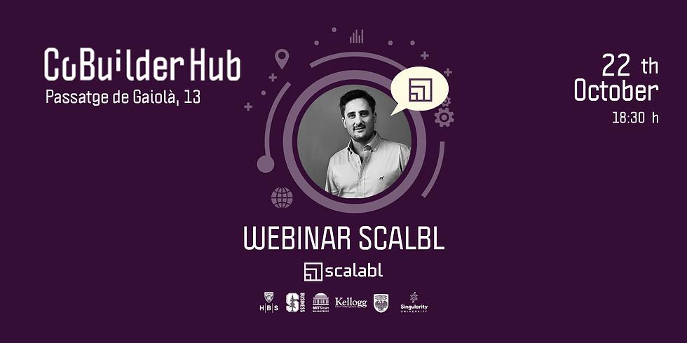Webinar informativo: Scalabl Academy Barcelona