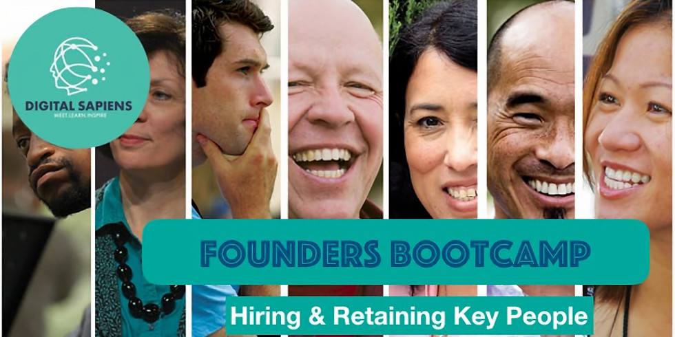 Founder's Bootcamp: How to Retain Key People