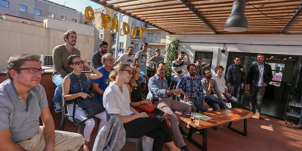 Barcelona Startups Networking + 3 minutes pitch & free beers