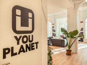 ¡Bienvenida Youplanet a P²!