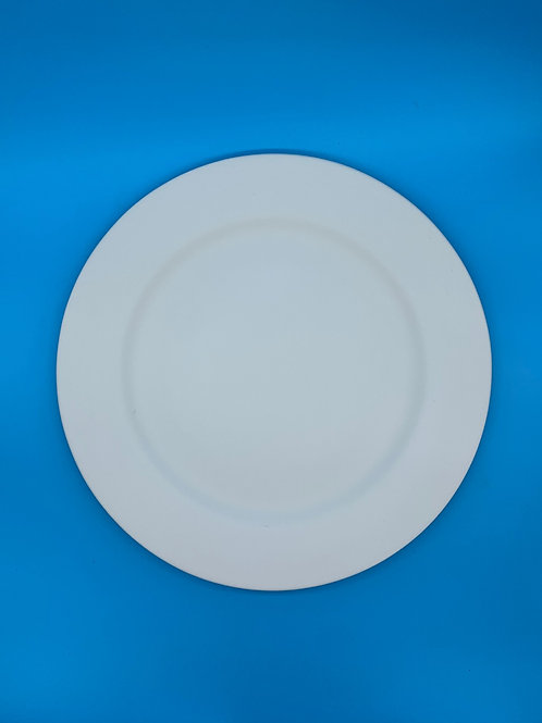Large Rimmed Plate