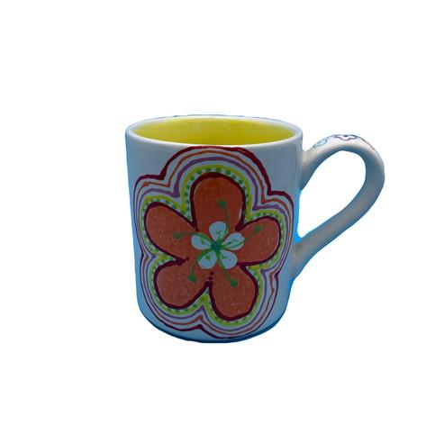 Mug Pottery Painting