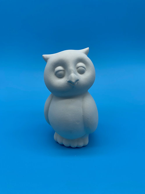 Owl Foam Clay Kit