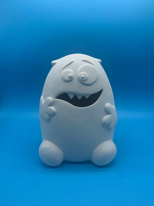 Monster Money Bank Foam Clay Kit
