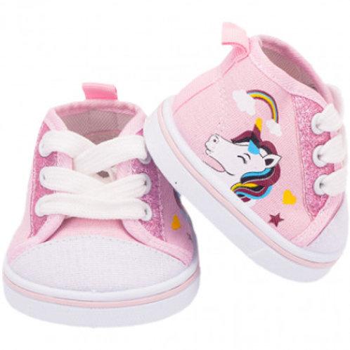 Pink Unicorn Shoes
